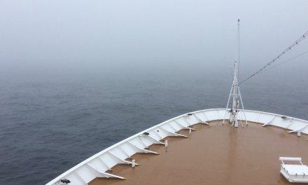 En el Mar de Irminger