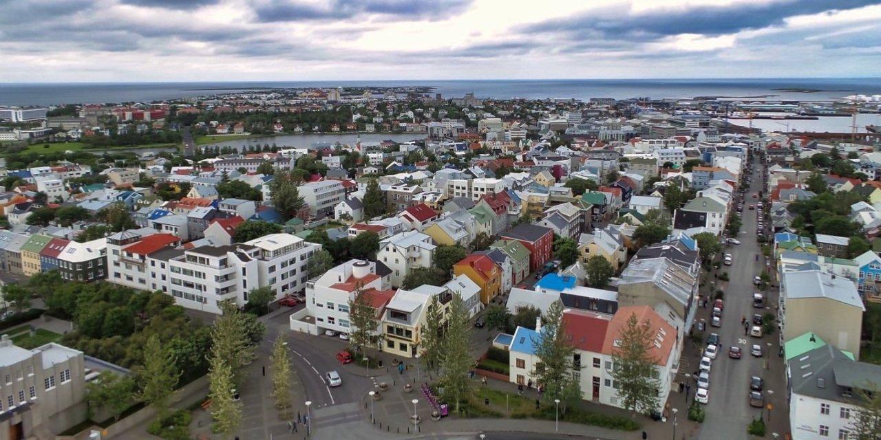 Un paseo por Reikiavik