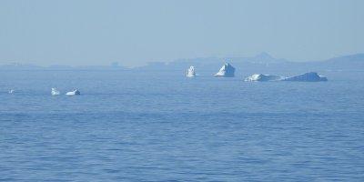 Icebergs y Fata Morgana