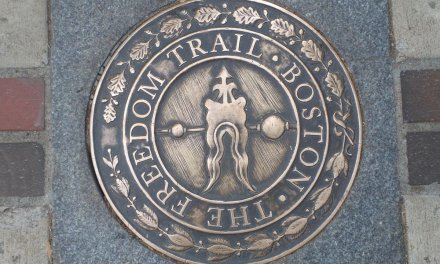Recorriendo el Freedom Trail