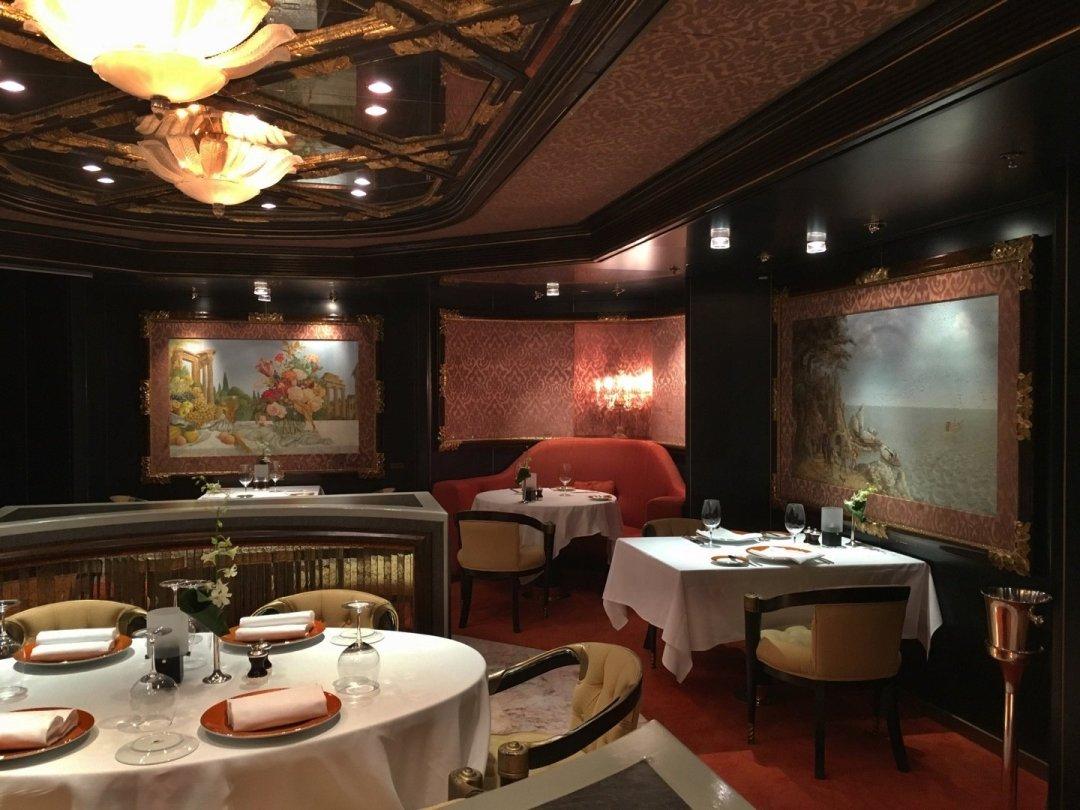 Restaurante Pinnacle Grill