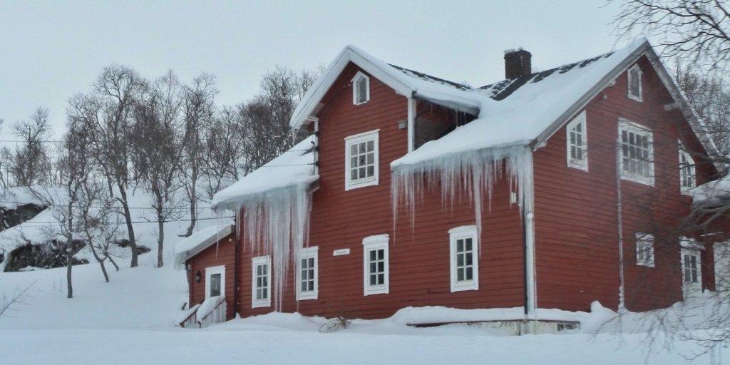Casa en Vatnahalsen