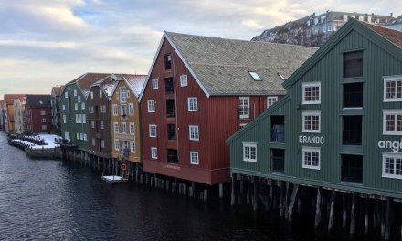 Un paseo por Trondheim