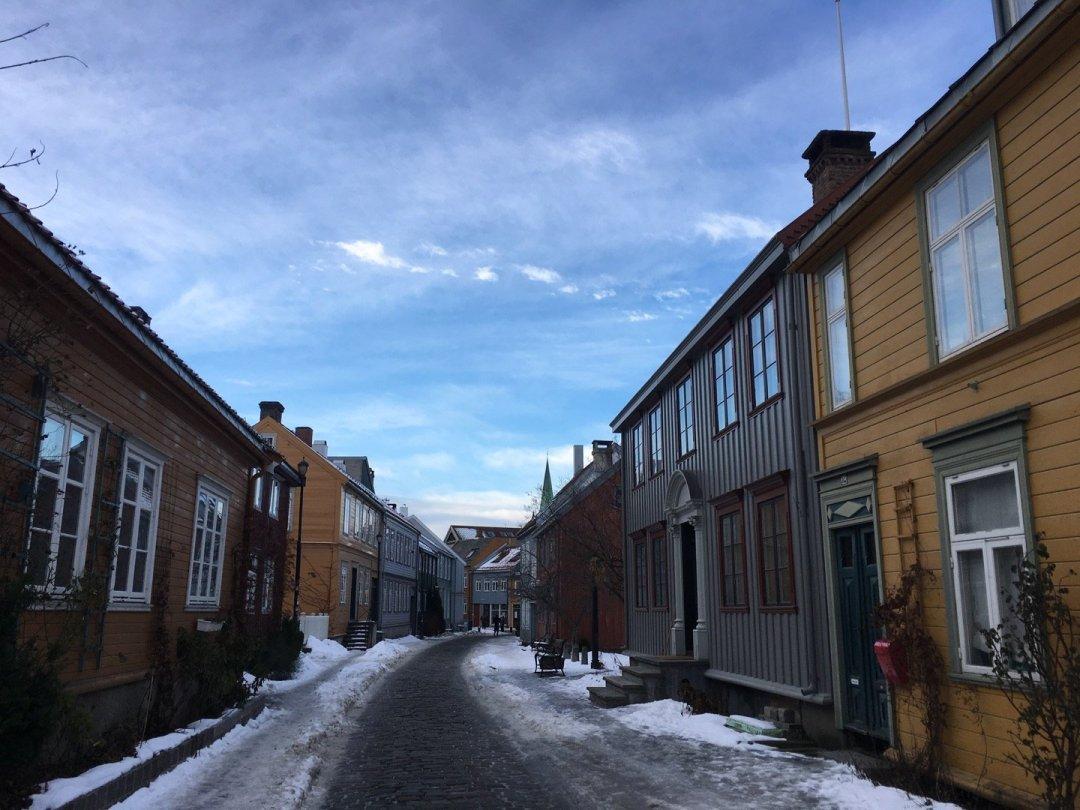 Calle Nedre Bakklandet