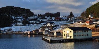 Llegando a Torvik