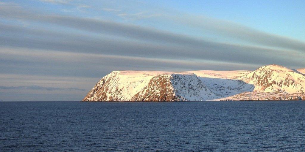 Costa sur de Rolvsøy