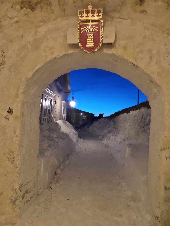 Entrada a Vardøhus