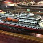 El Museo Hurtigruten de Stokmarknes