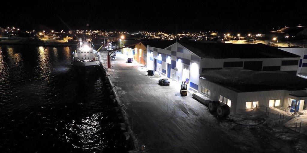 Muelle de Båtsfjord