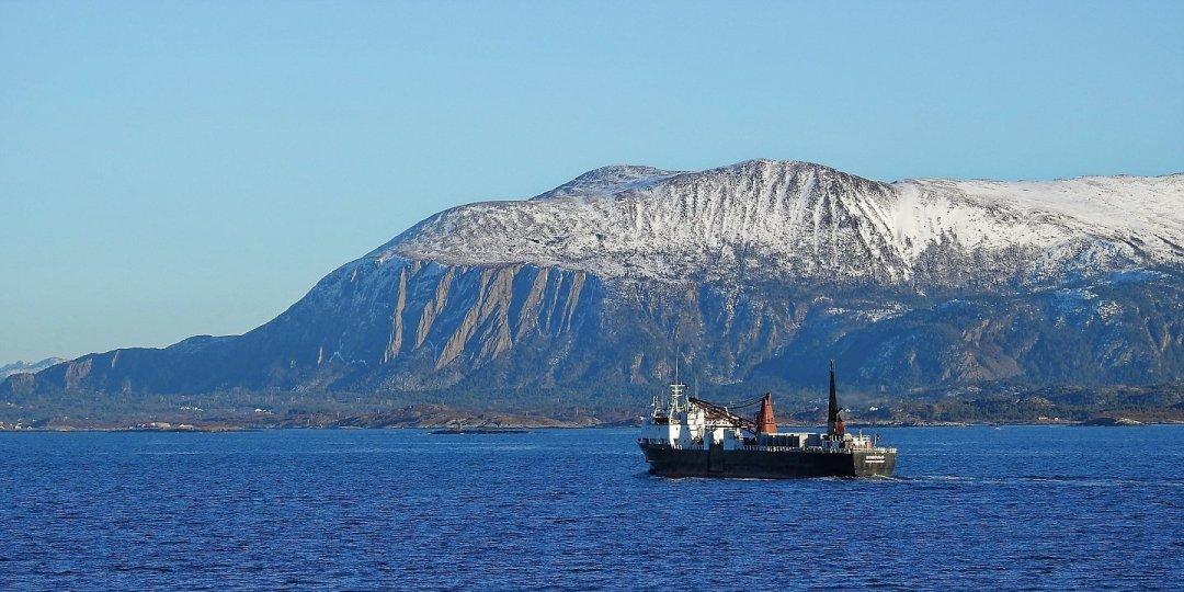 En el Edøyfjorden