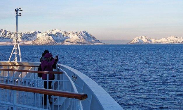 Hurtigruten en invierno. Día 9: Tromsø – Stamsund