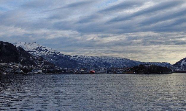 Desembarcando en Bergen