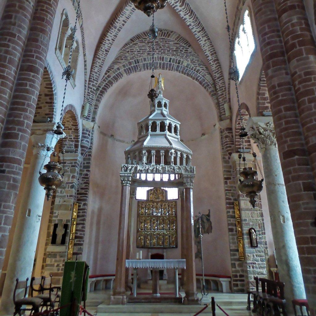 Ciborio de la catedral de San Trifón