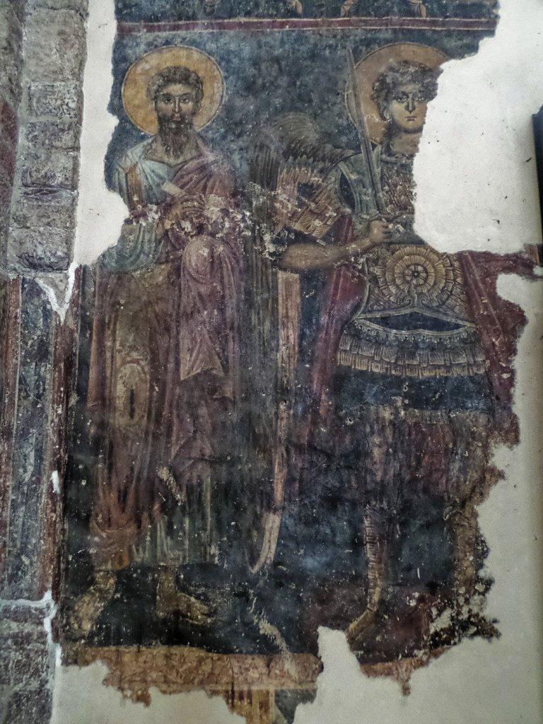 Frescos de la iglesia de Santa María