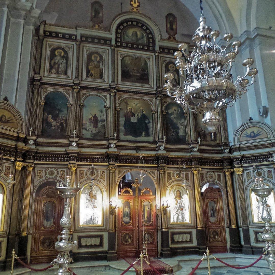 Iconostasio de San Nicolás