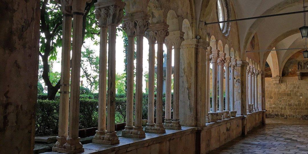 Claustro del Monasterio Franciscano