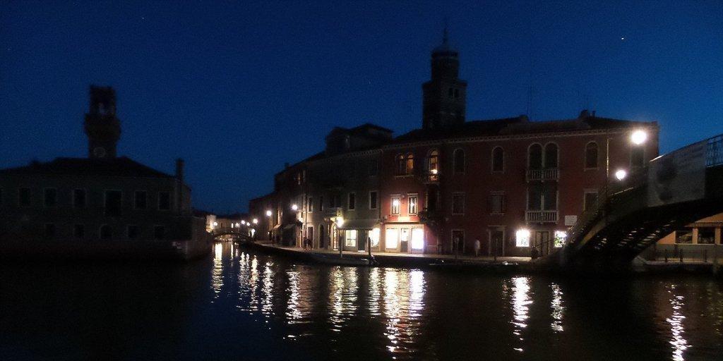 Noche en Riva Longa