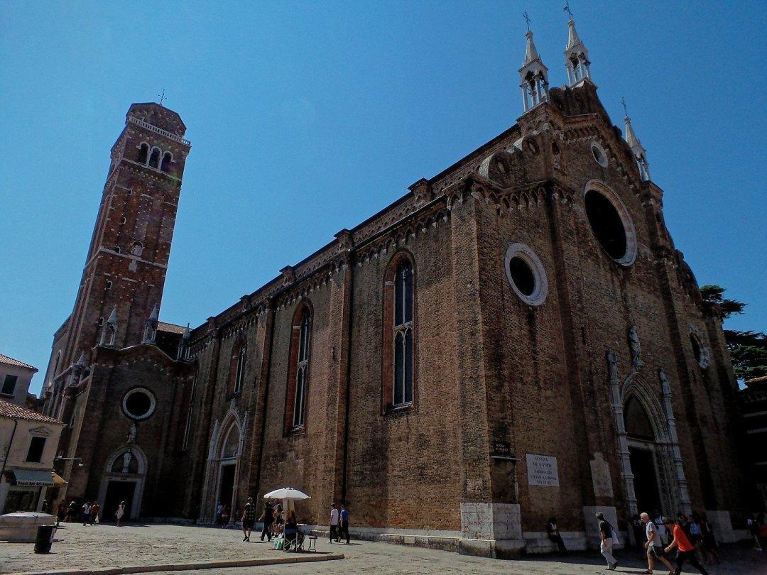 Santa María dei Frari