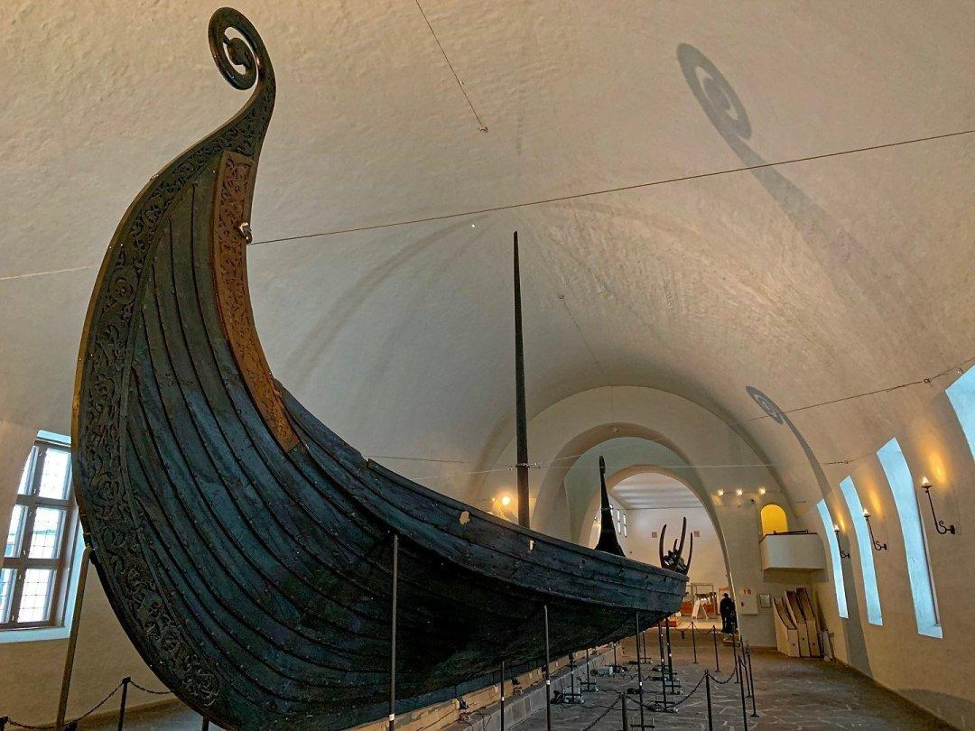 Barco de Oseberg