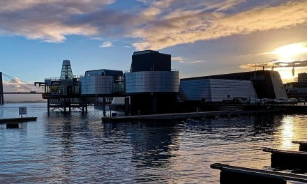El Museo Noruego del Petróleo