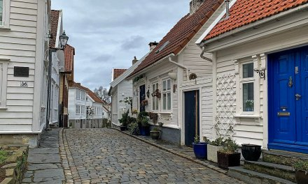 Un día en Stavanger