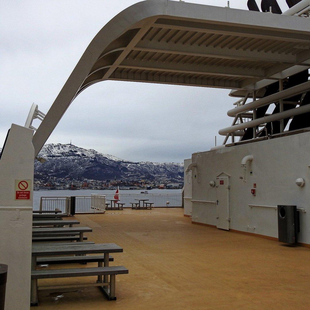 Cubierta 10 del Bergensfjord
