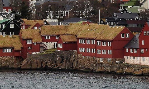 Siete horas en Tórshavn