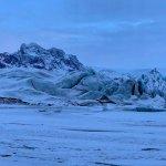 Un paseo hasta Skaftafellsjökull