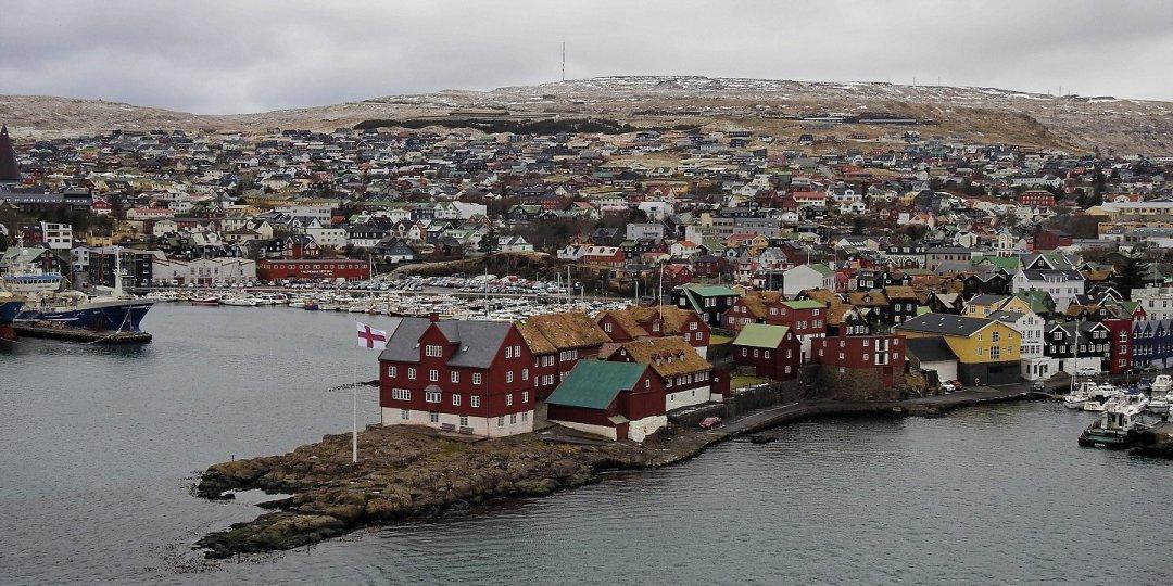 Tórshavn, capital de las Islas Feroe