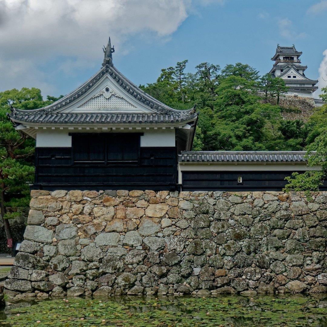 Vista desde el exterior del castillo