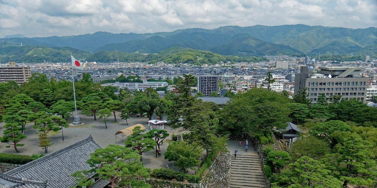 Escala en Kōchi