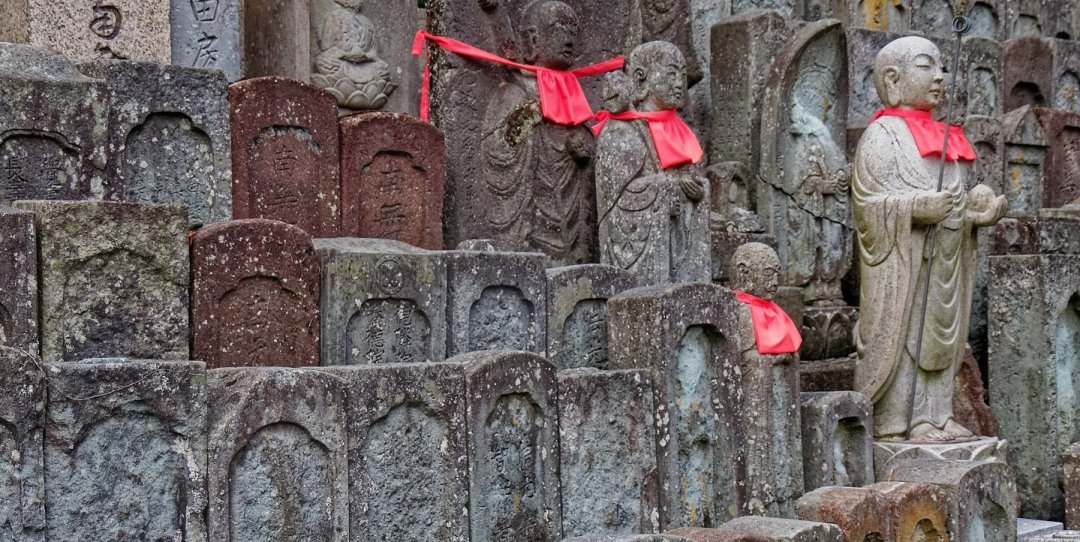 Cementerio budista