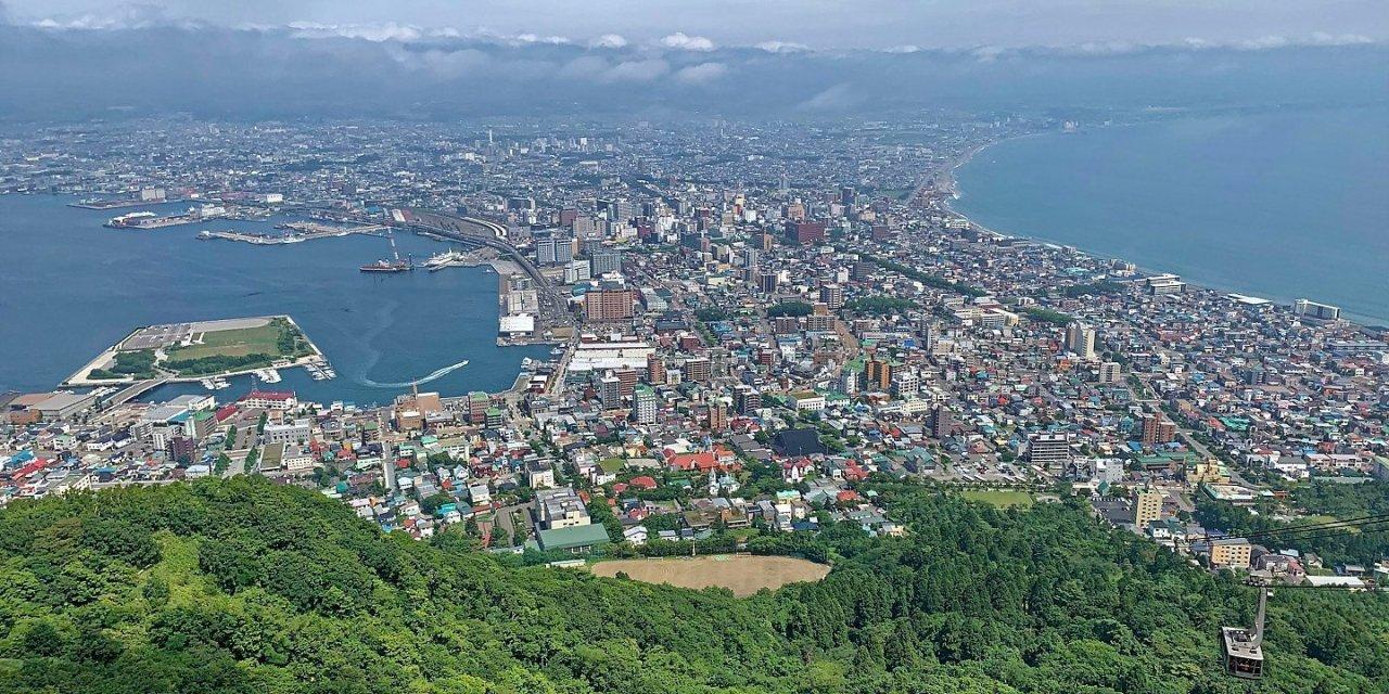 Escala en Hakodate