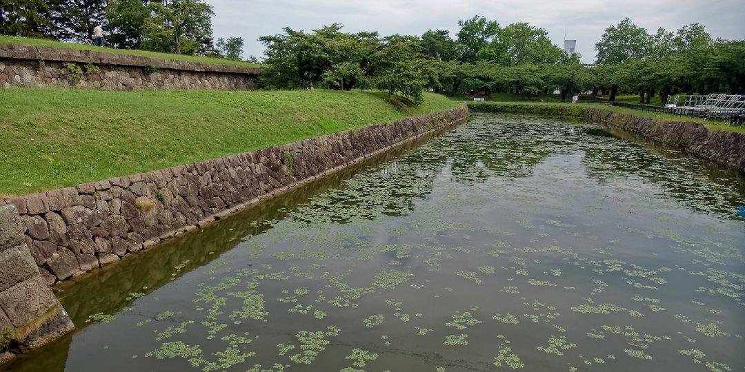 La fortaleza de Goryōkaku
