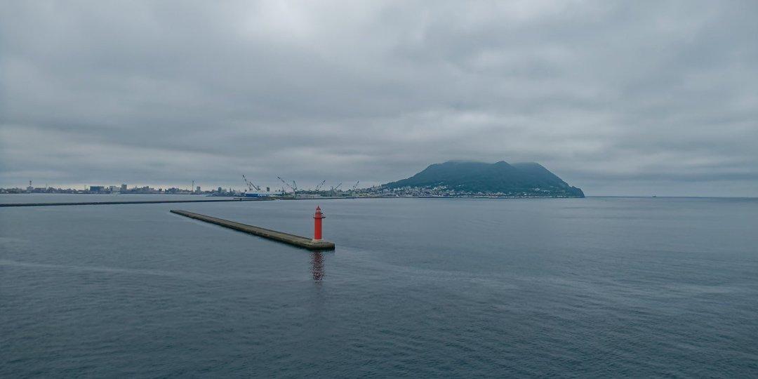 Llegando a Hakodate