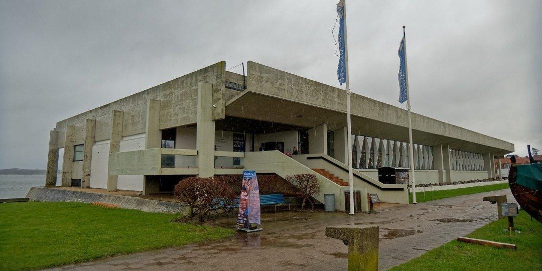 Edificio principal del museo
