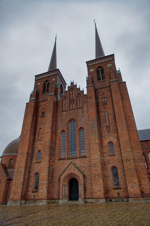 Fachada principal de Roskilde