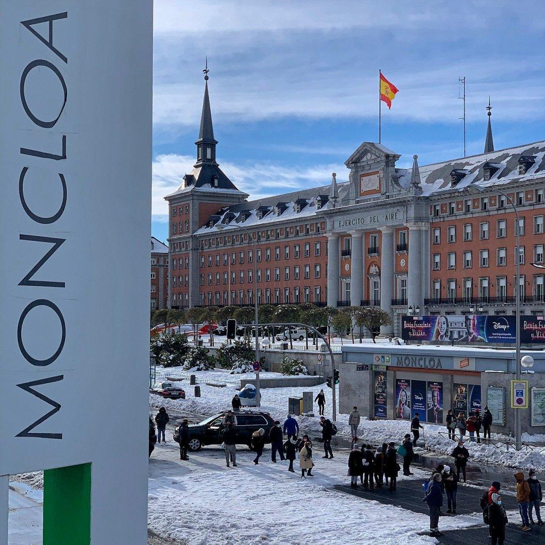 Sodilaridad en Moncloa