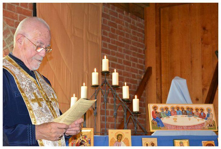 lezing Byzantijnse liturgie