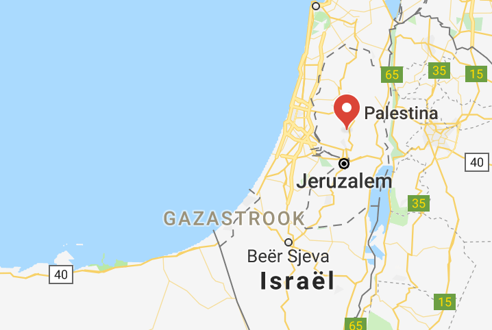 Jongerenreis 2020 naar Israël en Palestina