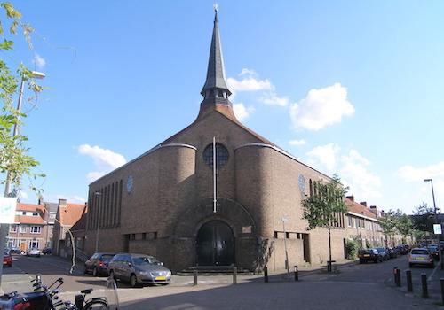 Muziek in de Wilhelminakerk