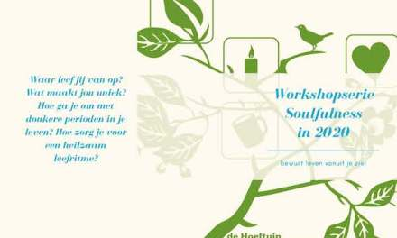 Kom op adem… Workshopserie Soulfulness