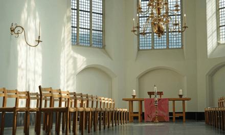 Komende zondag vanuit de Nicolaïkerk