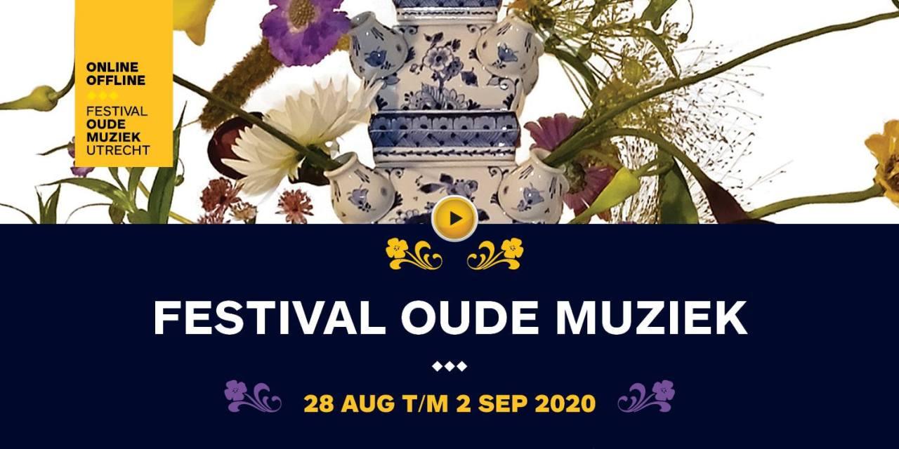 Festival Oude Muziek  –  kaartverkoop begonnen