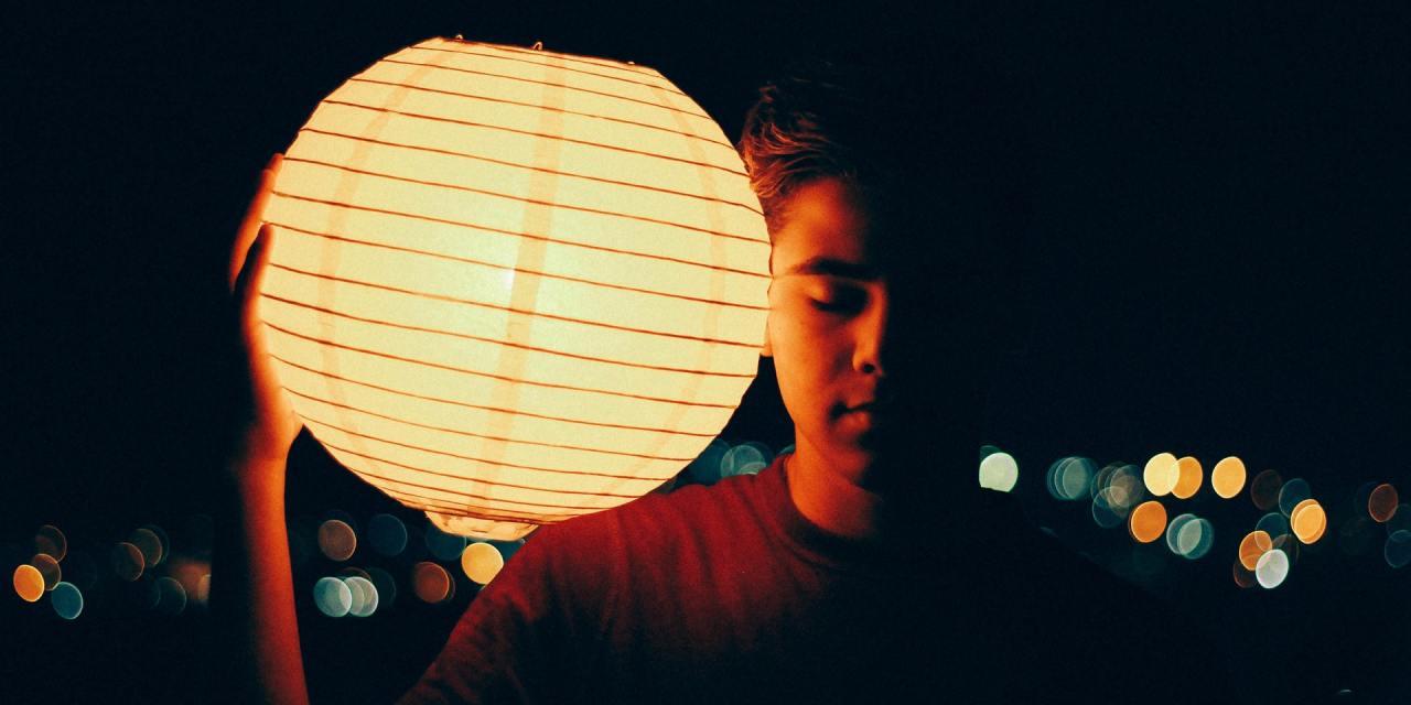 Verhalen van licht