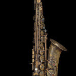 deQuelery Aged Brass Alto