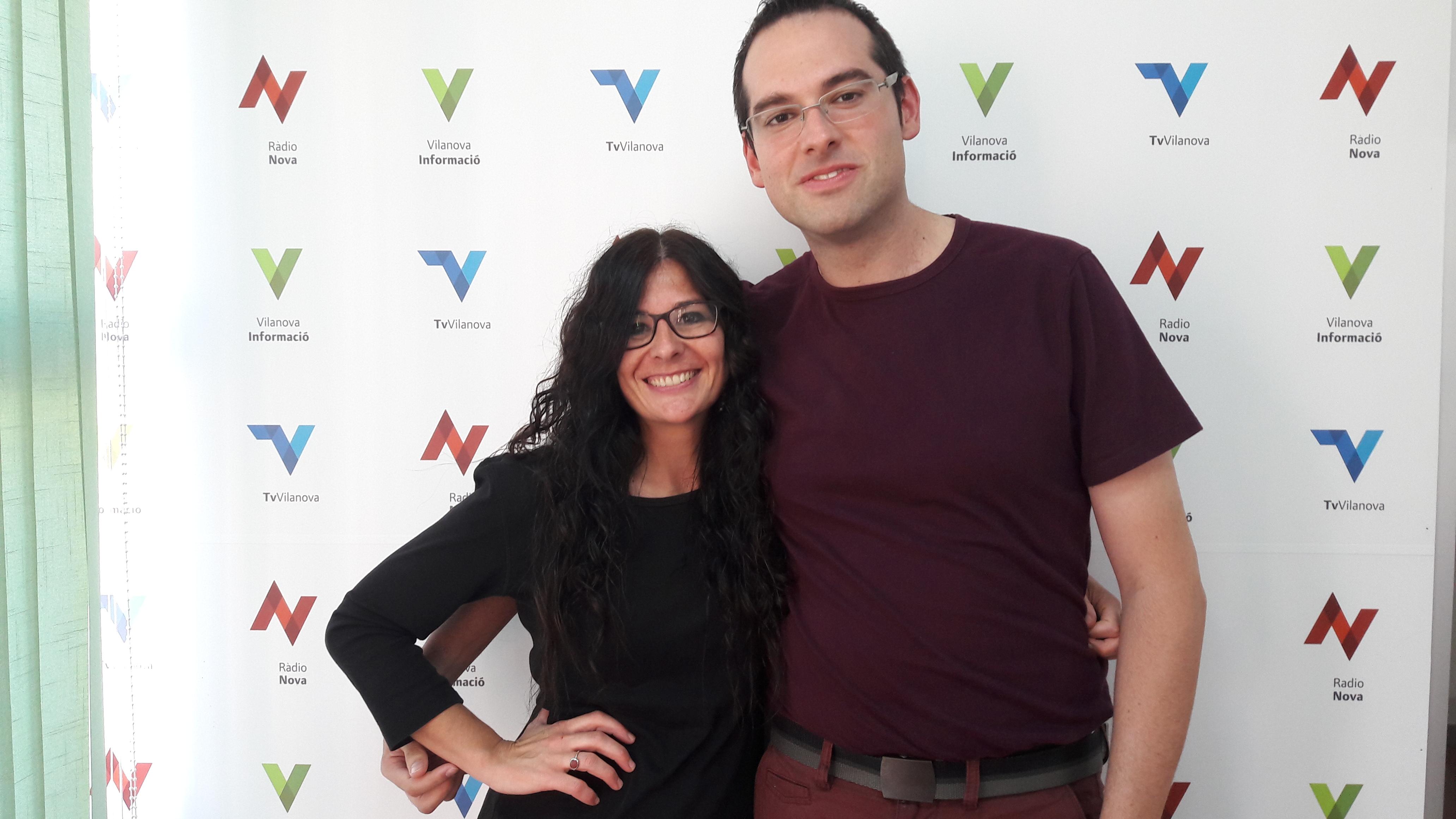 Aitor Bernal i Eva Fernandez DQP (1)