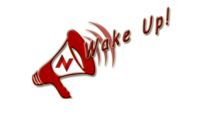 Wake Up! Ed. 037