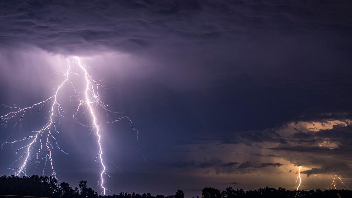 Consejos: qué hacer frente a las tormentas eléctricas de verano