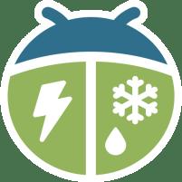 Logo WeatherBug